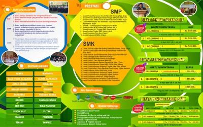 BROSUR SDIT-SMP-SMK PUTRA PAKUAN